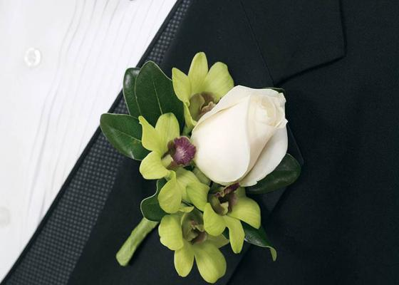 Wedding Boutonnierres