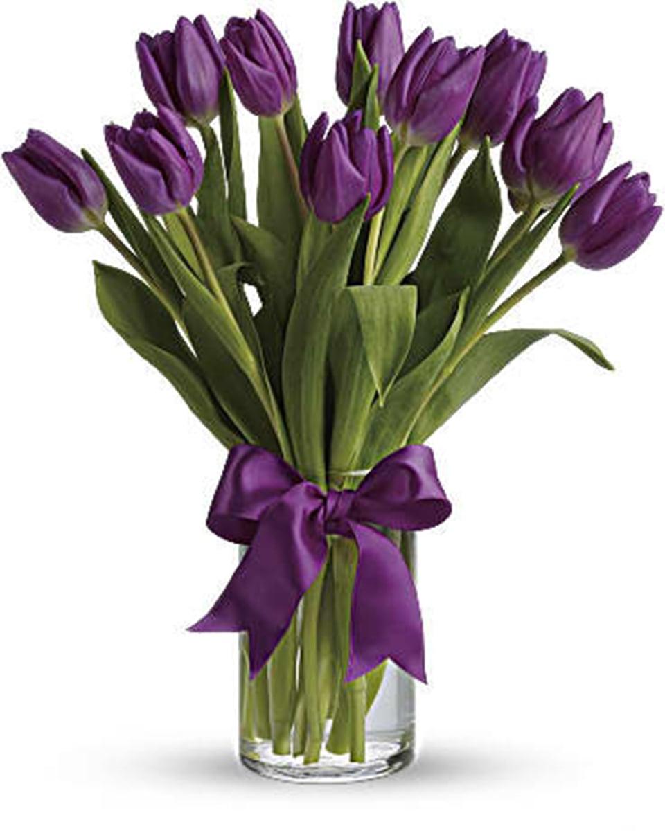 10 Tulips - Standard