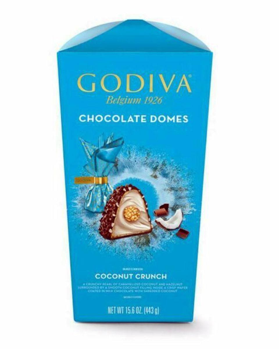 Godiva Chocolate Domes