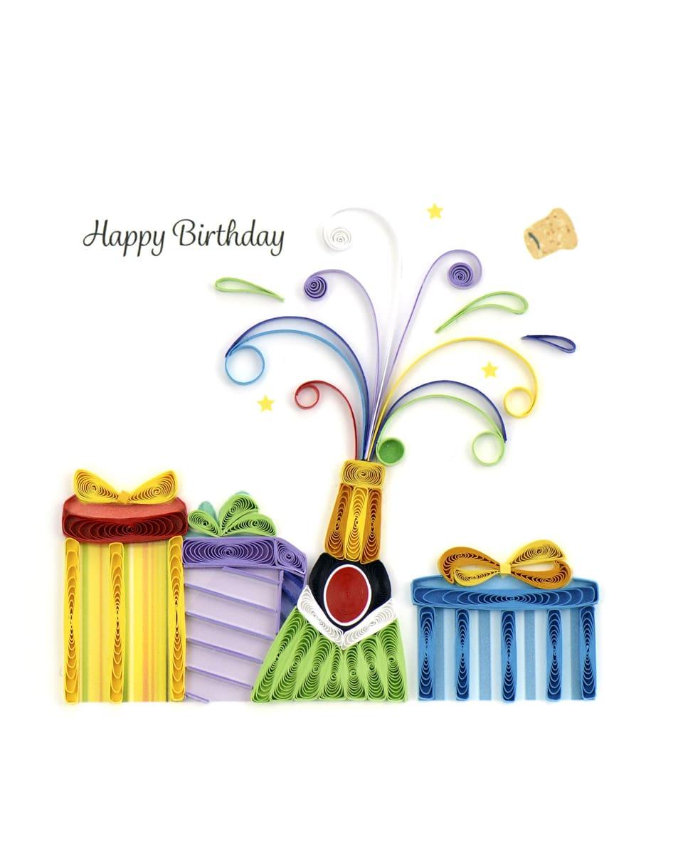 Happy  Champagne Birthday
