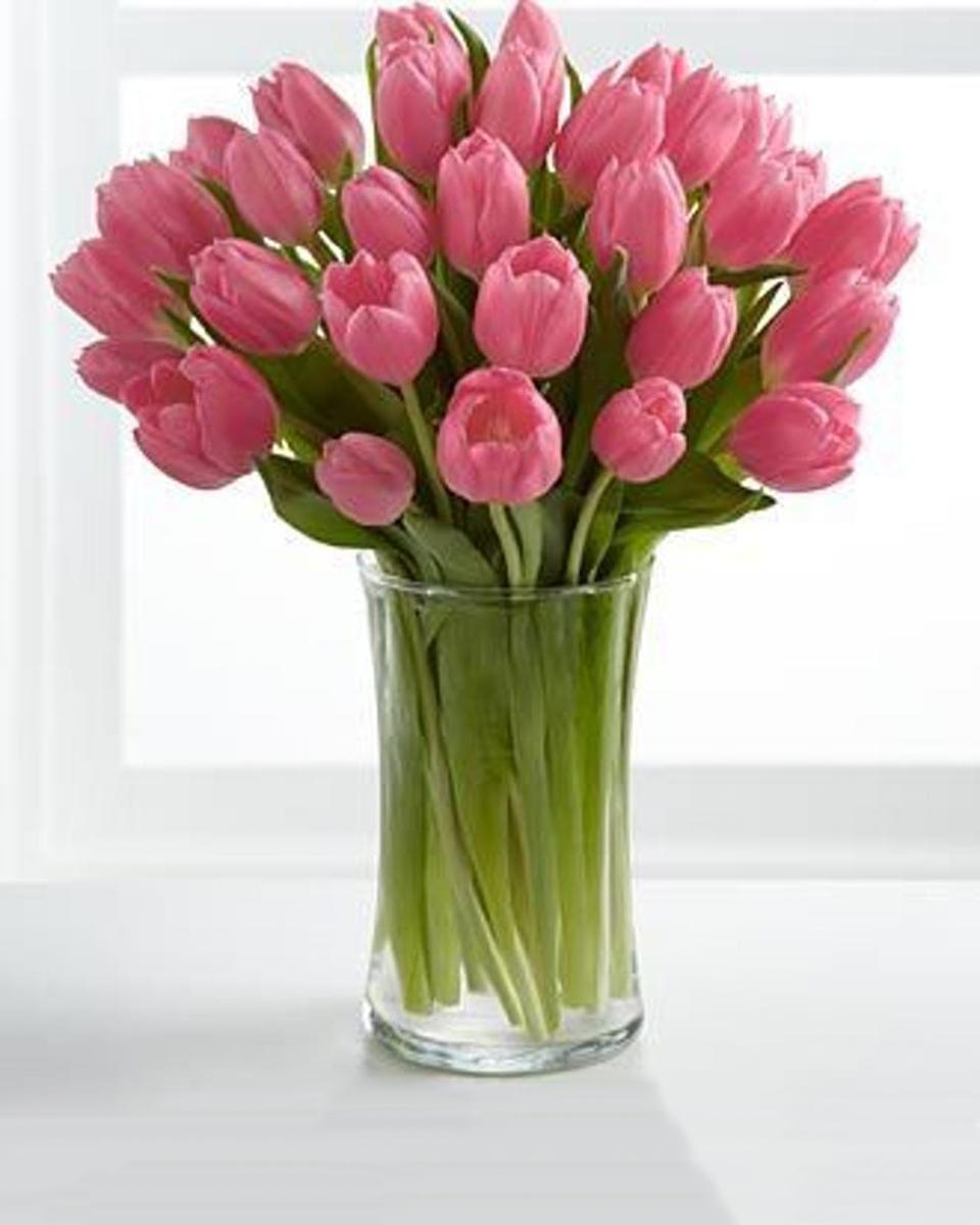 Deluxe-30 Tulips
