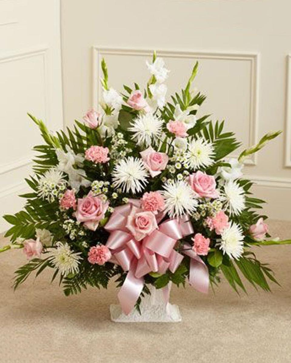 Soft and Elegant Sympathy Basket-Standard