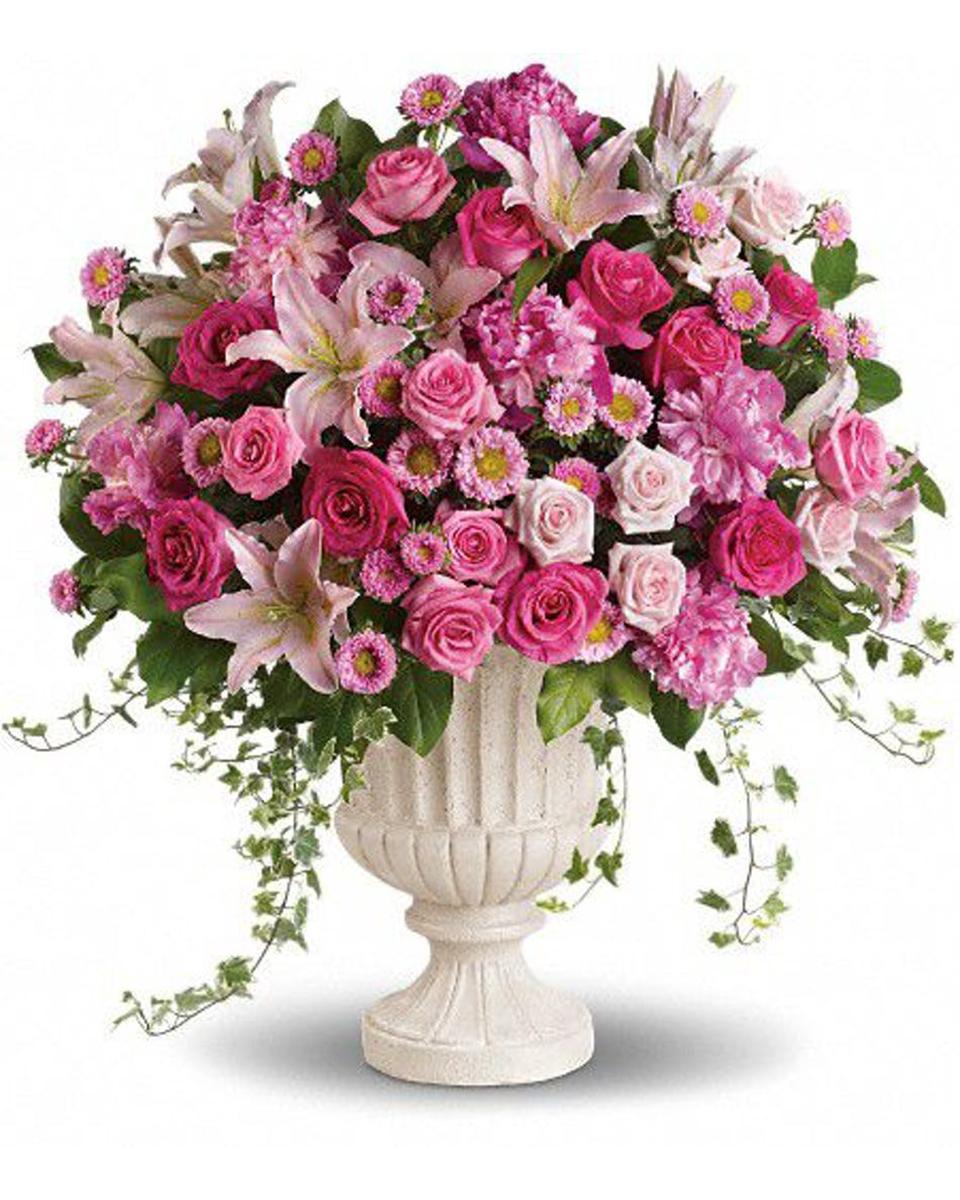 Urning Roses-Standard
