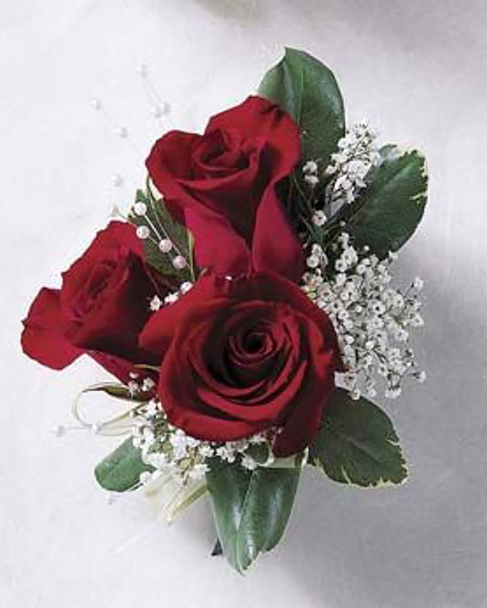 Standard-3 Red Roses