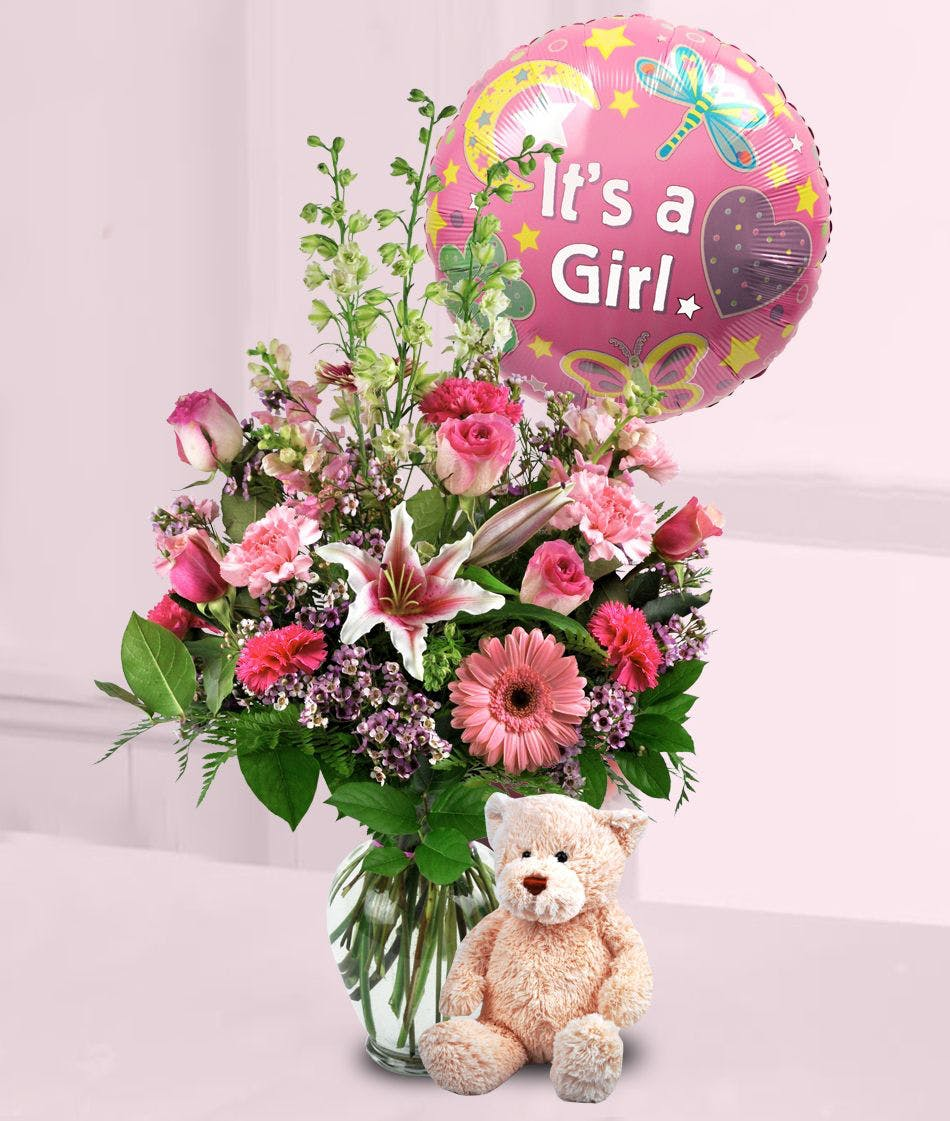 Baby Girl Surprise!-Standard