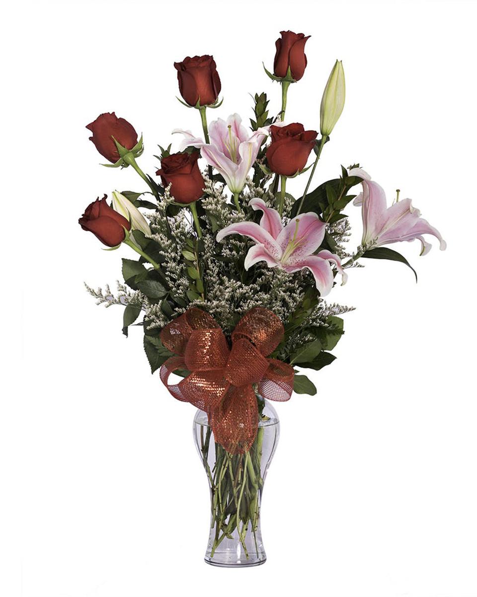 Asymetrical Roses-Standard