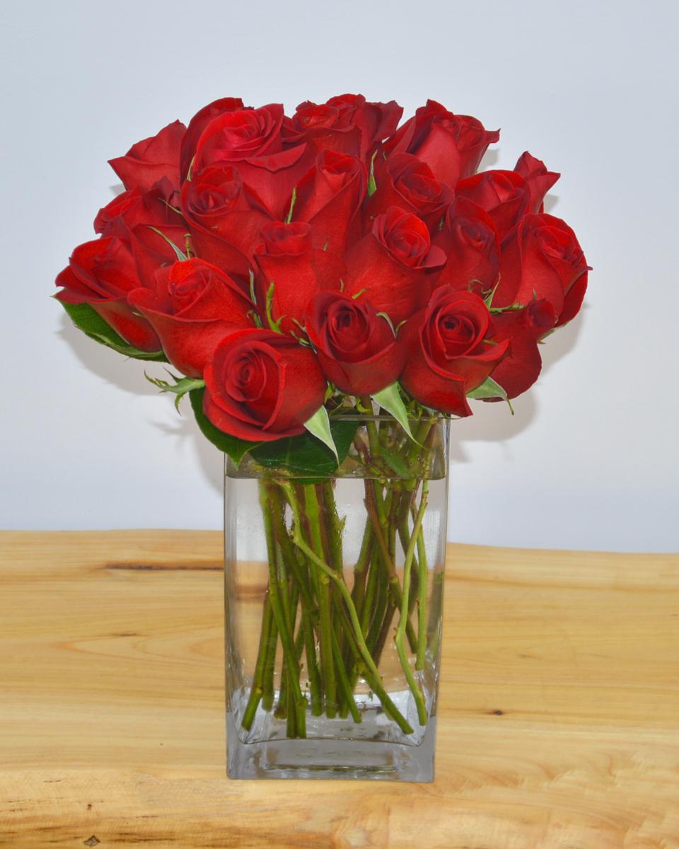 25 Rose Cluster