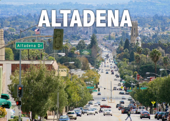 Altadena Flower Shop