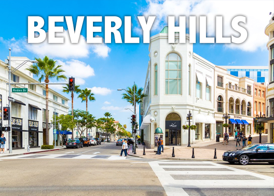 Beverly Hills Flower Shop
