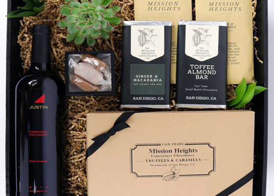 Wine and Gift Crates