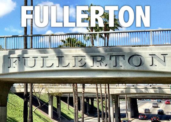 Fullerton Flower Shop