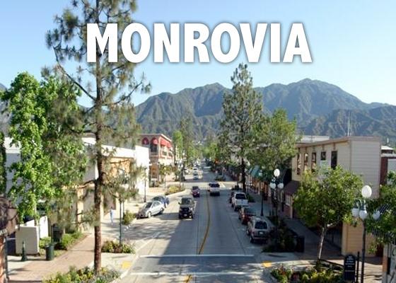 Monrovia Flower Shop