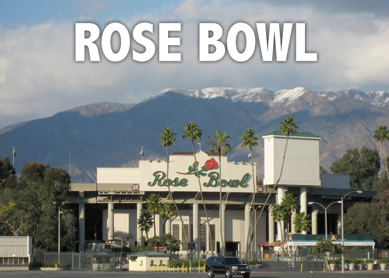 Rose Bowl Flower Shop