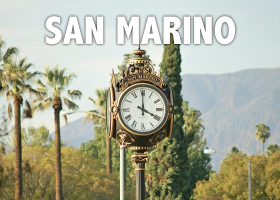 San Marino Flower Shop