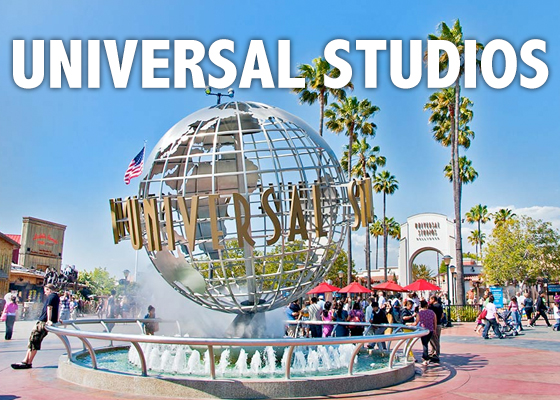 Universal Studios Flower Shop