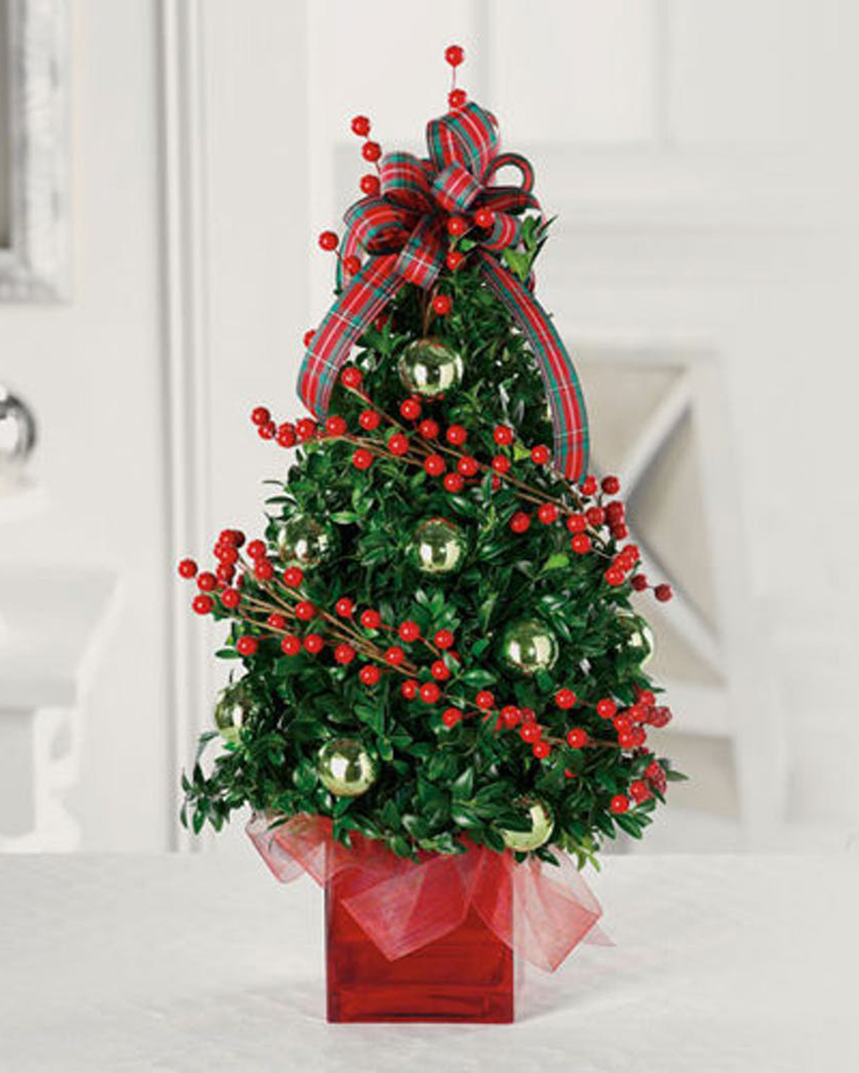 Ivy Christmas Tree - Florist / Flowers Delivered - Allen's ...