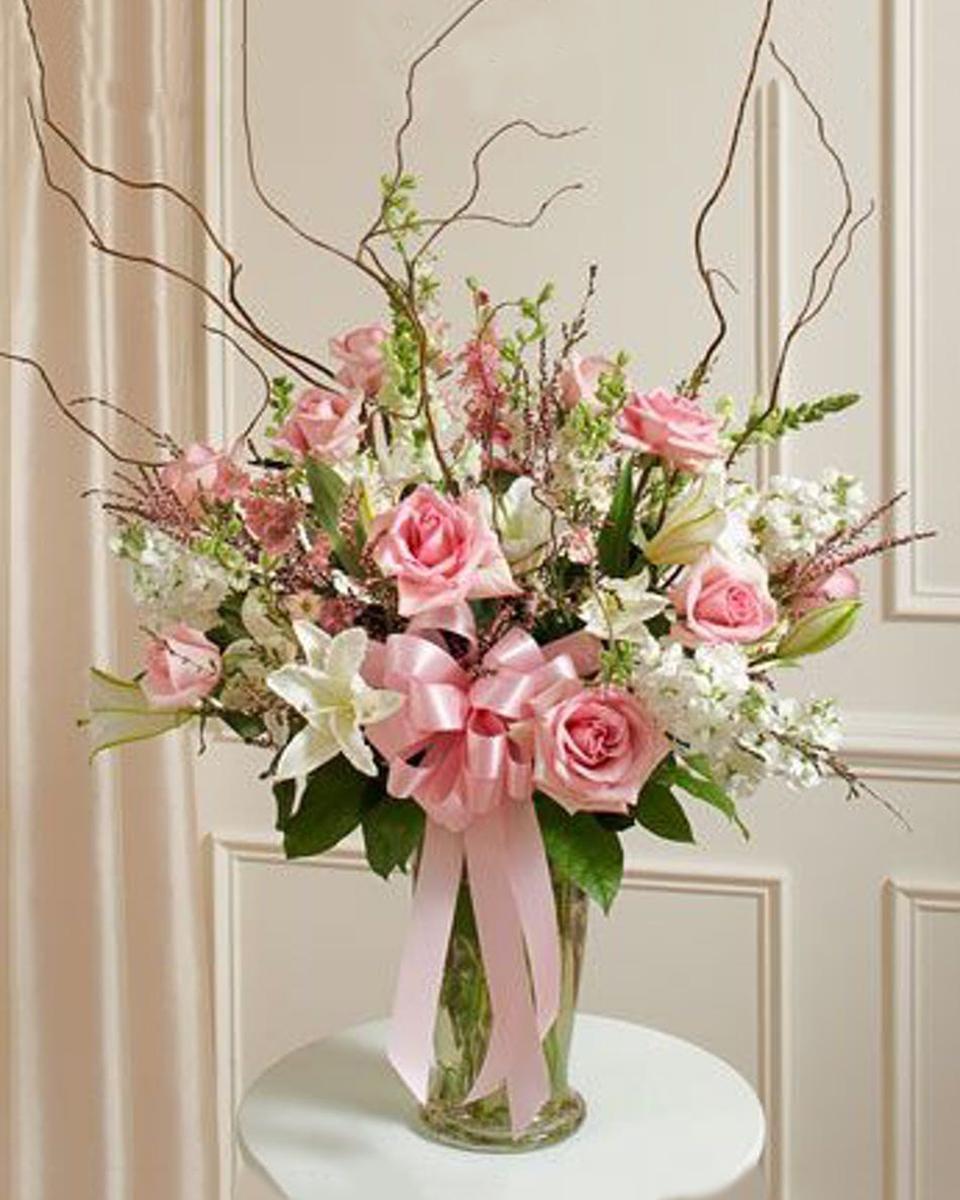Sympathy Garden Vase-Standard