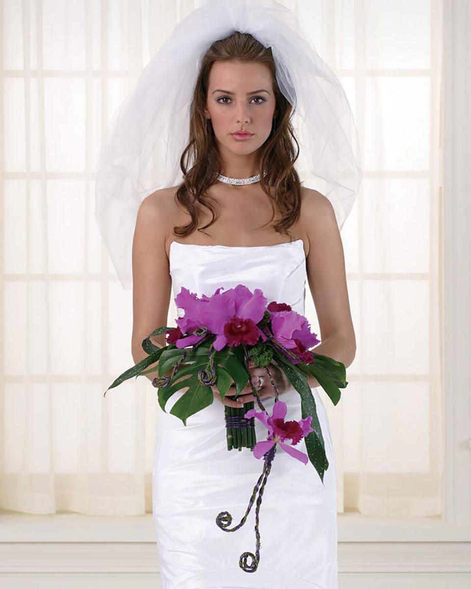 Cattallaya Orchid Bouquet-Standard