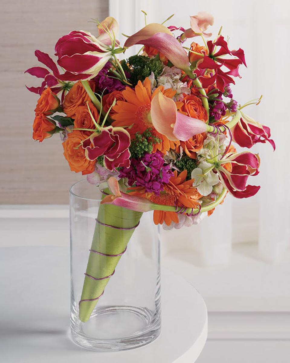Fall Wedding Bouquet-Standard