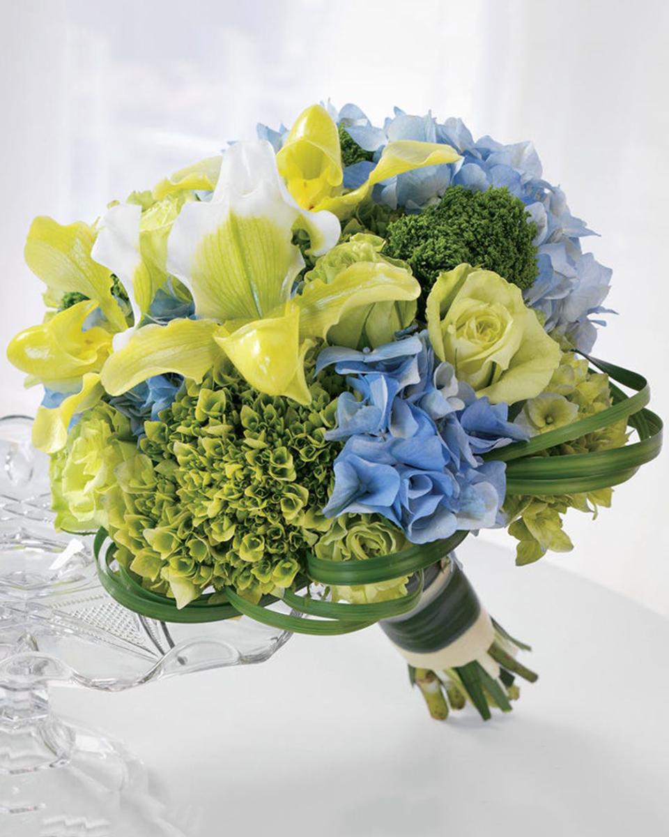 Garden Bridal Bouquet-Standard