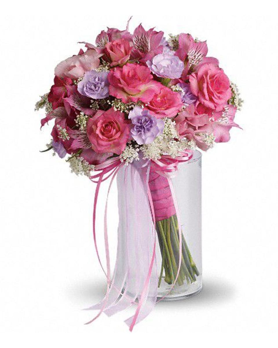 Pastel Bridal Bouquet-Standard