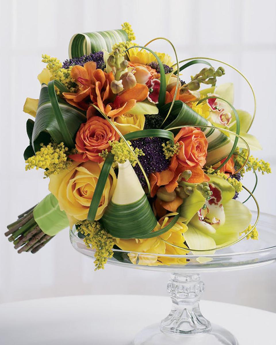 Rustique Bridal Bouquet-Standard