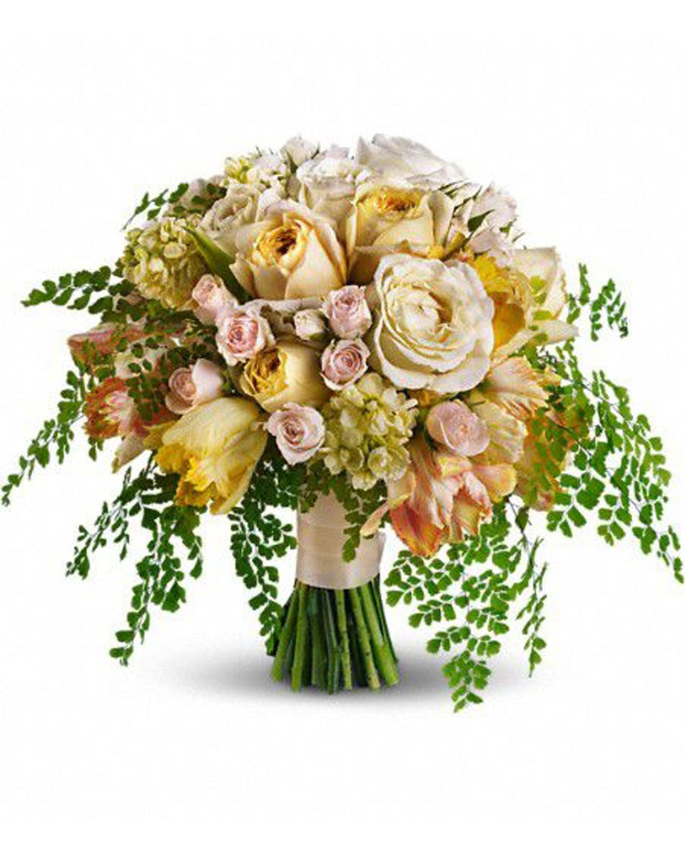 The Forest Bridal Bouquet-Standard