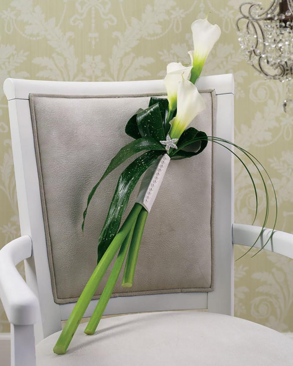 Calla Lily Bridesmaid Bouquet-Standard