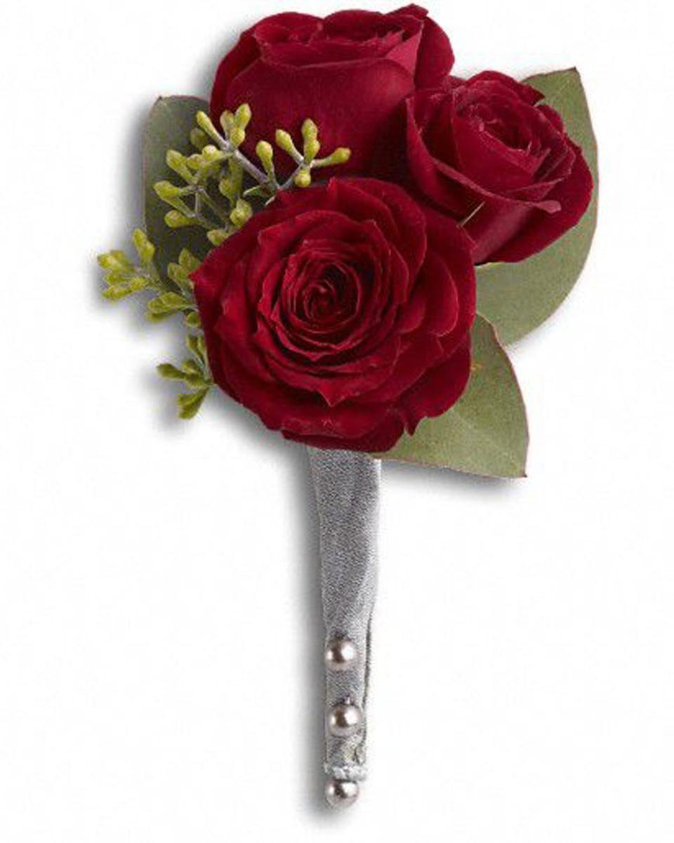 Triple Spray Rose Bout-Standard