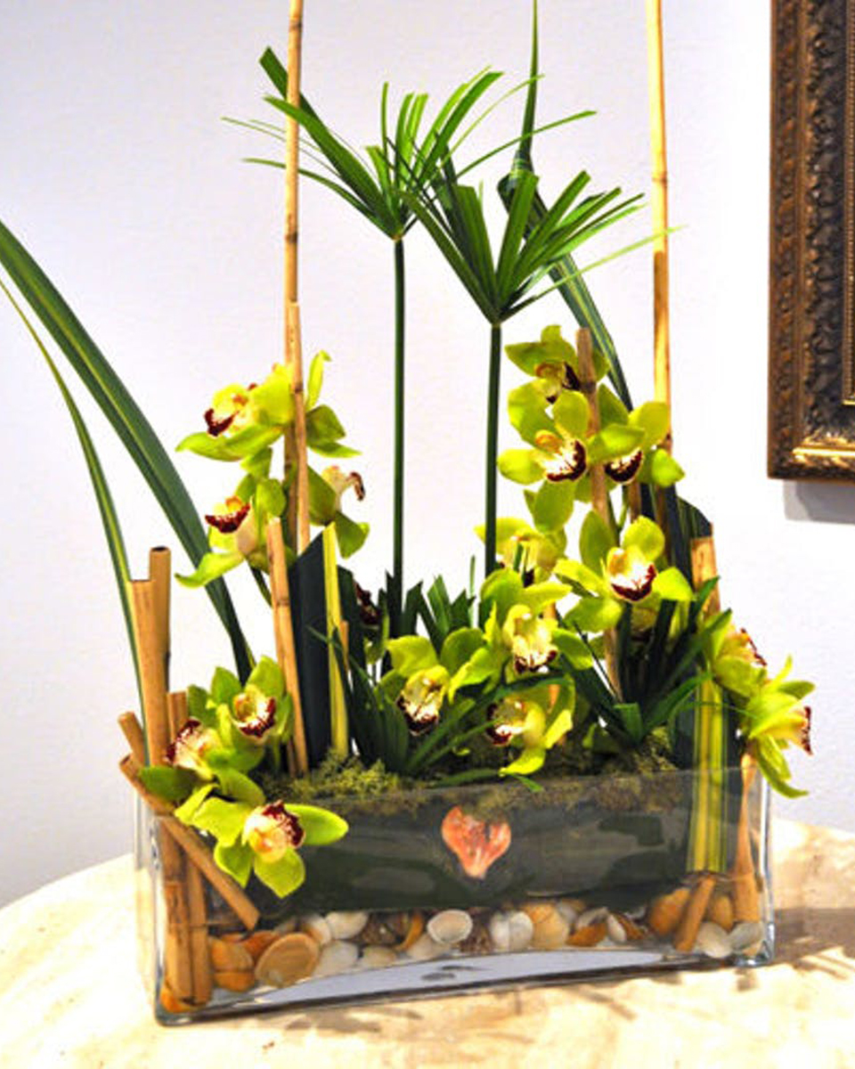 Sea Faring Orchids-Deluxe
