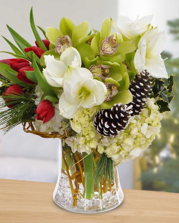 Jaw-Dropping Holiday Centerpieces