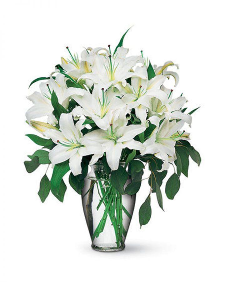 Bring Serene Flowers to Rosh Hashanah