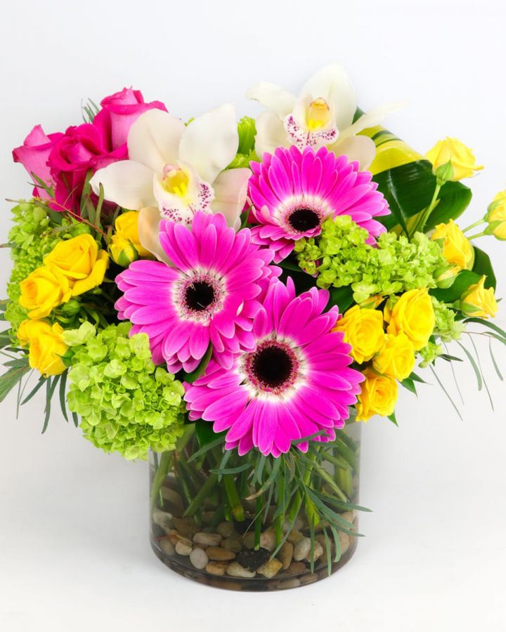 Can Flowers at Home Improve Your Health?