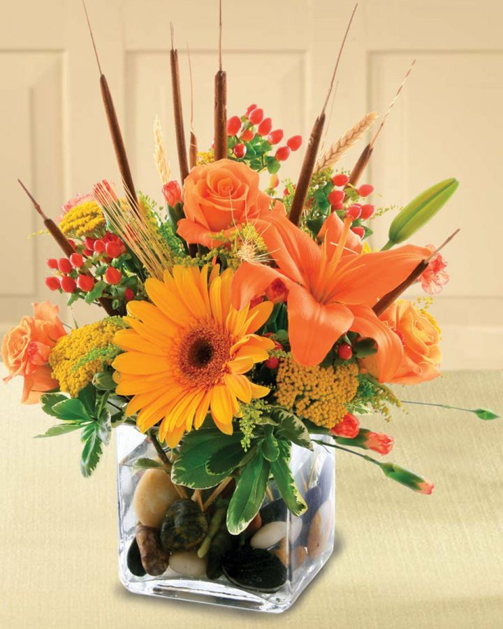 Tomorrow is the Fall Solstice. Celebrate with Flowers!