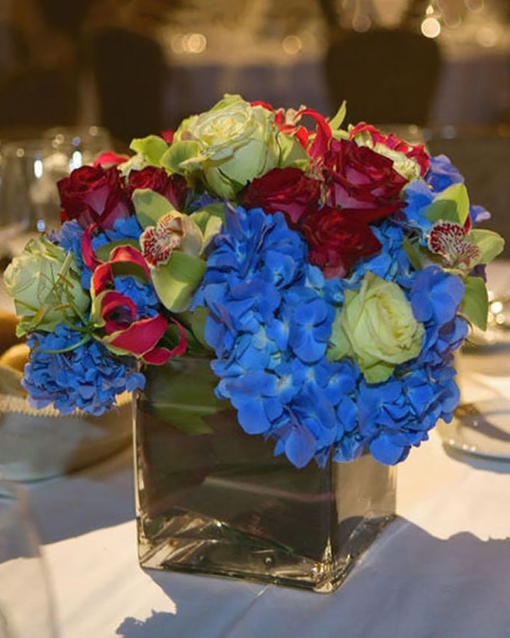 Patriotic Blooms for President's Day