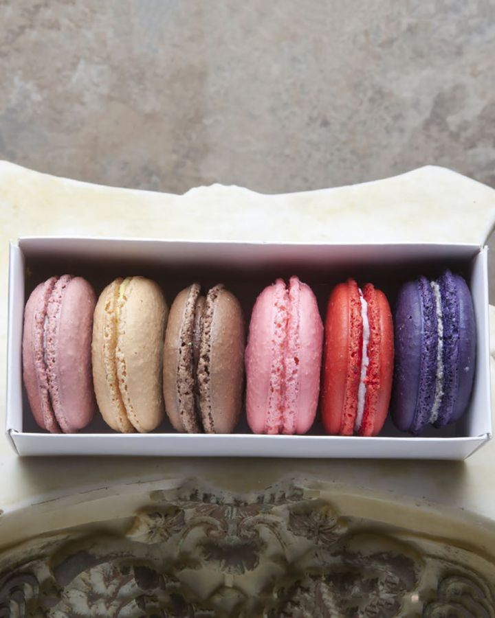 Make Bastille Day a Hit with Flowers & French Macaroons