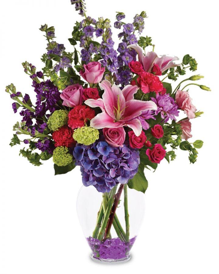 Parlez-vous Français? French Flower Inspiration for Bastille Day