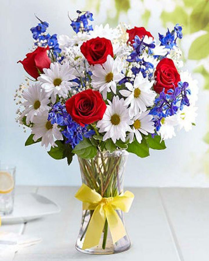 Celebrate Veterans Day with Flowers