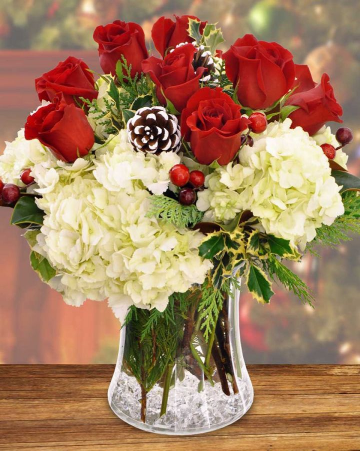 Cozy Up for Winter Solstice with Flowers